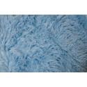 Furry blanket LIGHT BLUE