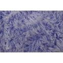 Furry blanket LILAC