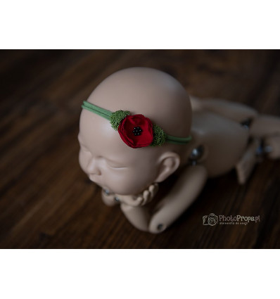 newborn tieback Mona