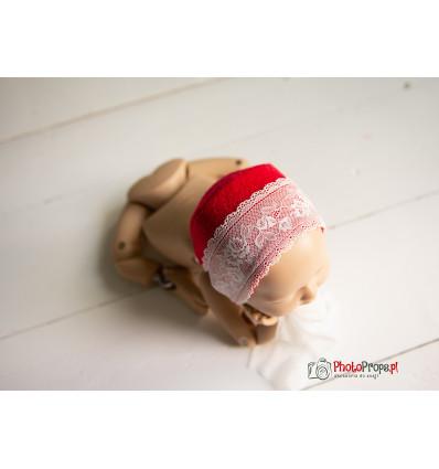 Christmas bonnet - HOPE NB
